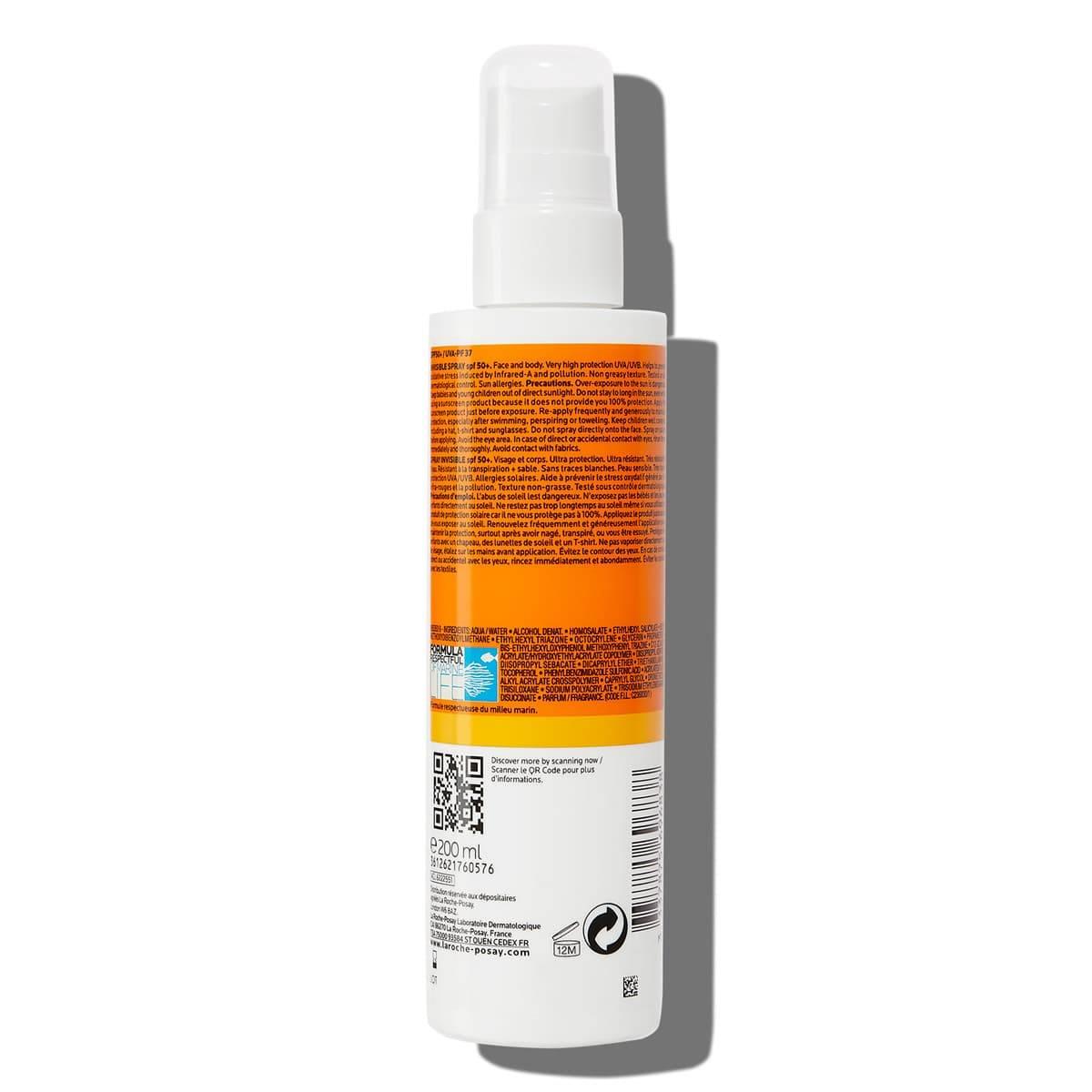 anthelios invisible spray 2