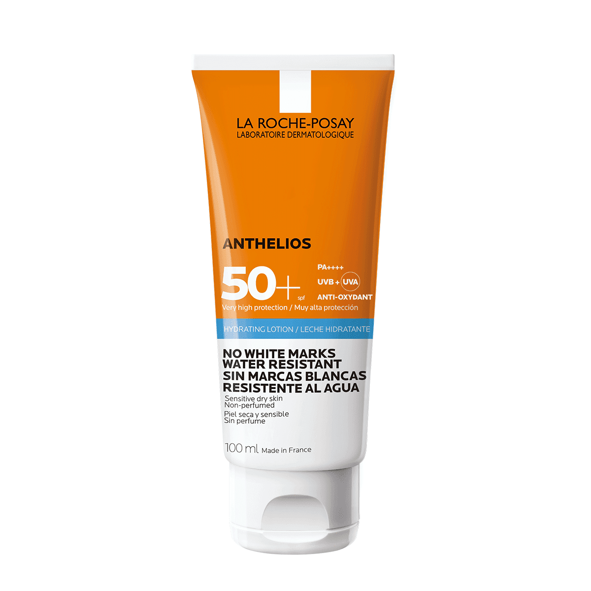 La Roche Posay ProductPage Sun Anthelios XL Smooth Lotion Spf50 100ml
