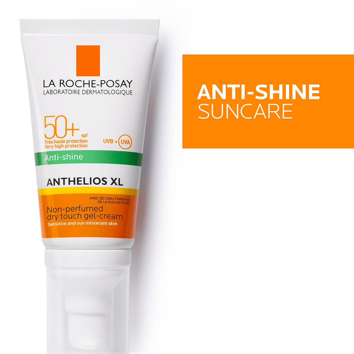 La Roche Posay ProductPage Sun Anthelios XL Dry Touch Gel Spf50 50ml F