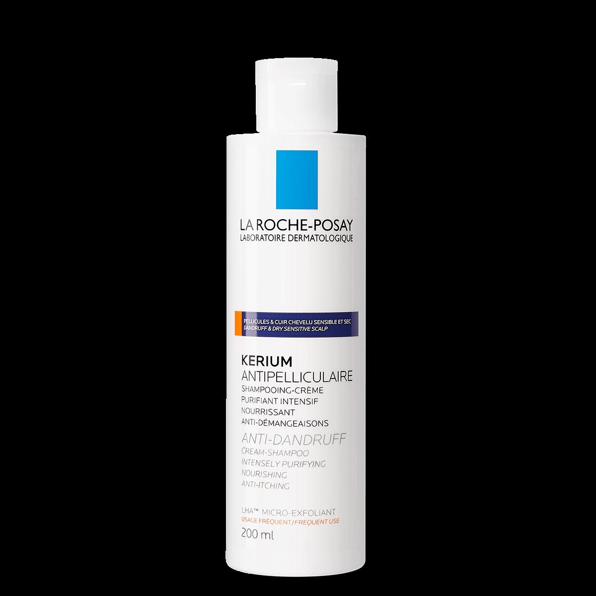 La Roche Posay ProductPage Kerium Care Kerium Anti Dandruff Cream Sham